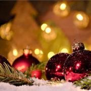 今年の冬を美しく彩るクリスマスオブジェの世界